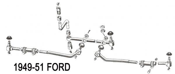flathead ford engine rebuild kit