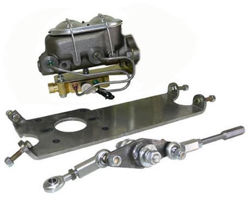 1949-51 MERCURY MASTER CYLINDER CONVERSION