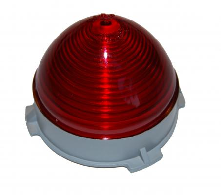 1953 CHEVY CENTER TAIL LIGHT LENS