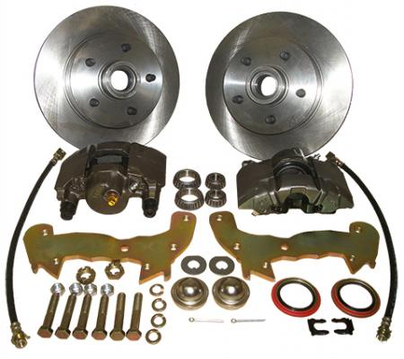 1957-60 CADILLAC DISC BRAKE CONVERSION KIT
