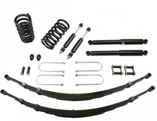1956-57 CHEVY DELUXE LOWERING KIT