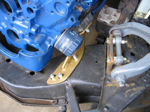 X Engine Conversion