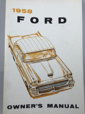 ford muscle parts books