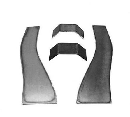 Jamco Parts - Rear Suspension Ford Truck C-Notch Kits Our 1953-60 ...