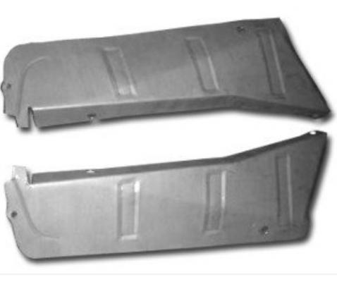1962-65 FORD FAIRLANE TRUNK EXTENSION (PAIR)
