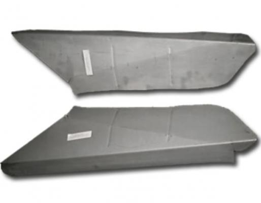 1963-65 FORD FALCON & MERCURY COMET TRUNK EXTENSION (PAIR)