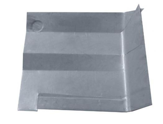 1965-68 FORD GALAXIE FLOOR PAN UNDER THE FRONT SEAT LH