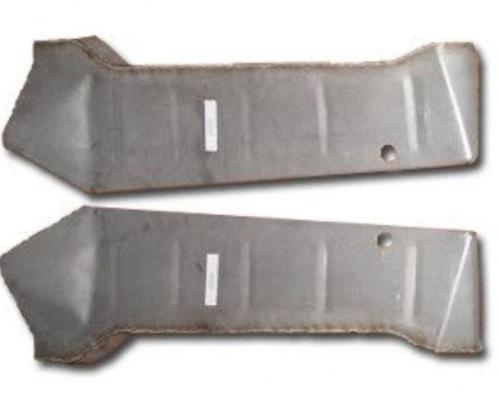1963 FORD GALAXIE TRUNK EXTENSIONS (PAIR)