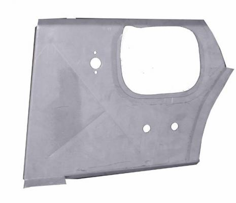 Jamco parts body patch panels ford truck floor pan hot for 1950 ford floor pans