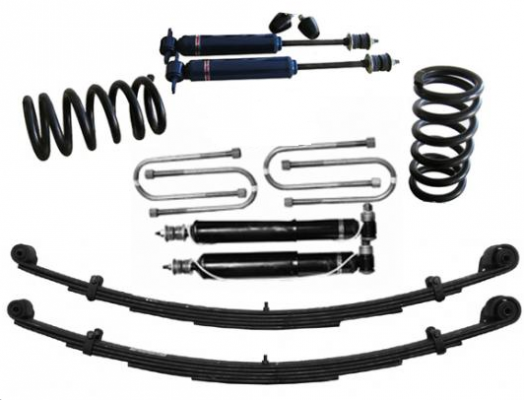 Jamco Parts Deluxe Lowering Kits Lincoln 1965 1966 1967