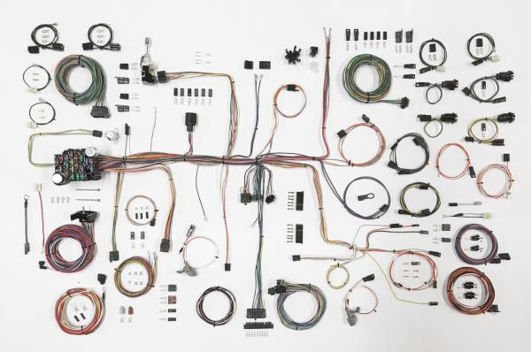 72 olds engine wiring jamco parts - electrical oldsmobile 1968-72 oldsmobile ... 72 challenger engine small block wiring