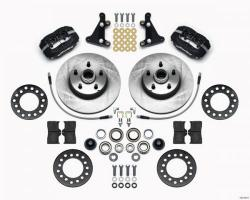 1949-53 Ford - Wilwood Classic Series Dynalite Front Brake Kit