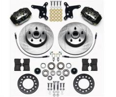 1954-56 Ford - Wilwood Classic Series Dynalite Front Brake Kit