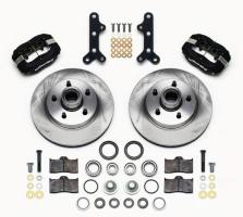 1941-56 BUICK - WILWOOD CLASSIC SERIES DYNALITE FRONT BRAKE KIT