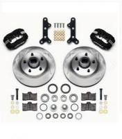 1961-63 BUICK INVICTA - WILWOOD CLASSIC SERIES DYNALITE FRONT BRAKE KIT