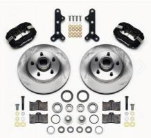 1961-64 BUICK LESABRE - WILWOOD CLASSIC SERIES DYNALITE FRONT BRAKE KIT