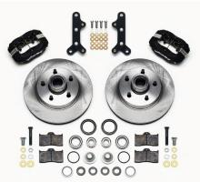 1963-64 BUICK WILDCAT - WILWOOD CLASSIC SERIES DYNALITE FRONT BRAKE KIT