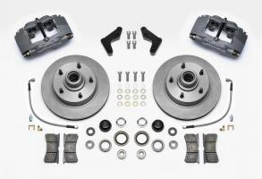 1948-56 FORD F100 - CLASSIC SERIES FORGED SUPERLITE 4 FRONT BRAKE KIT