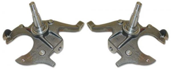 1964-72 GTO TEMPEST & LEMANS DROP SPINDLES (ONE PIECE)