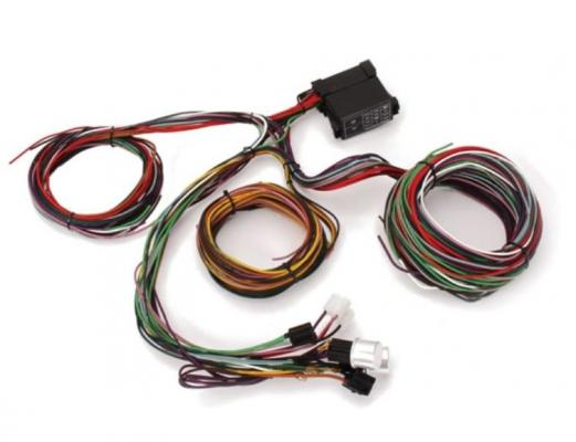 12 CIRCUIT UNIVERSAL WIRE HARNESS