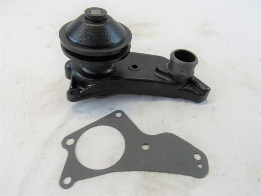 1949-53 FORD V8 DOUBLE NARROW BELT FLAT HEAD WATER PUMP - DRIVERS SIDE