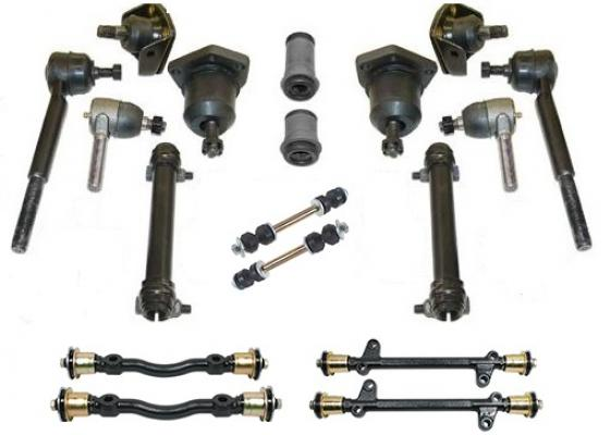 Jamco Parts - Front Suspension & Steering Chevrolet Full-size 1958