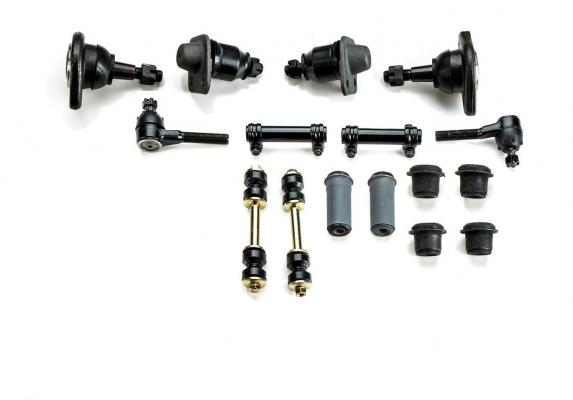 Jamco Parts - Front Suspension & Steering Lincoln FRONT END REBUILD