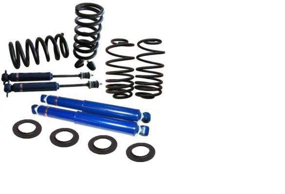 1977-84 CADILLAC DELUXE LOWERING KIT