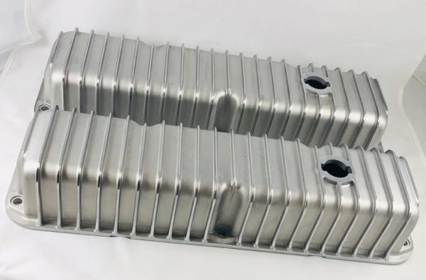 FORD FE FINNED VALVE COVERS