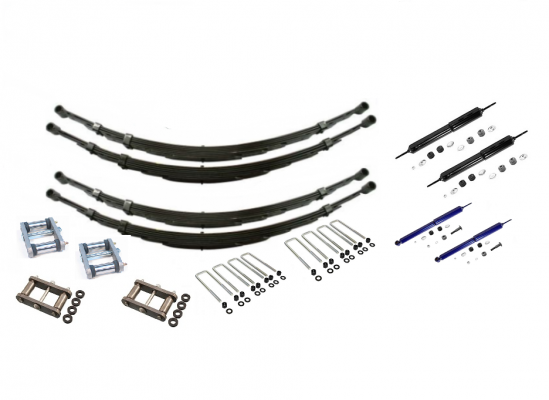 1947-54 CHEVY TRUCK DELUXE LOWERING KIT
