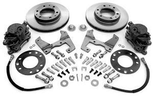 Chevy C10 Wheel - Free Shipping - CCI, ION Alloy Wheels, RBP