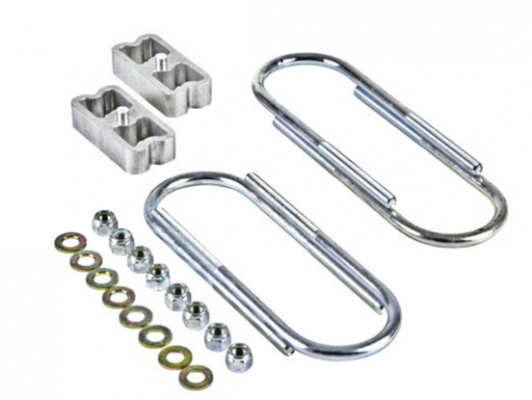 Jamco Parts - Rear Suspension Lincoln Lowering Blocks This kit