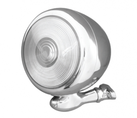 5 INCH CHROME DUMMY SPOT LIGHTS