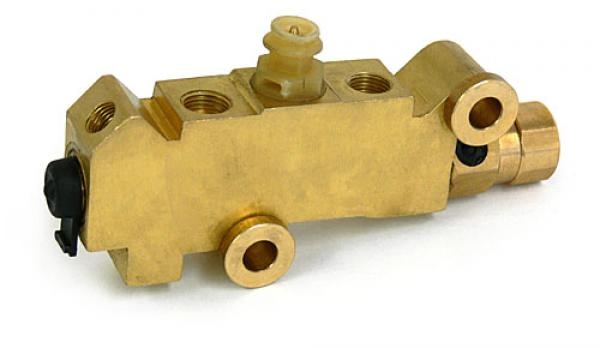 GM STYLE PROPRTIONING VALVE (DISC/DRUM) BRASS