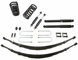 1949-54 CHEVY DELUXE LOWERING KIT