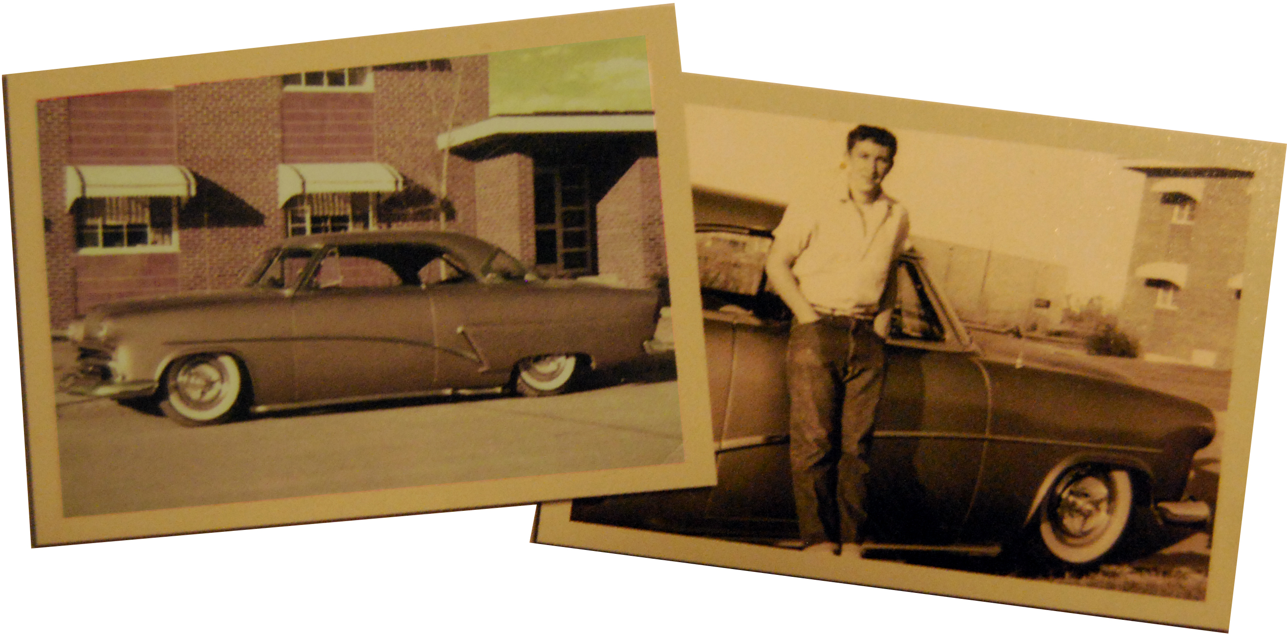 Jamco Parts dad with cars