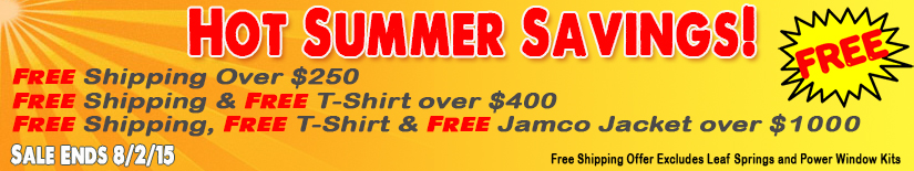 jamco suspension adbanner